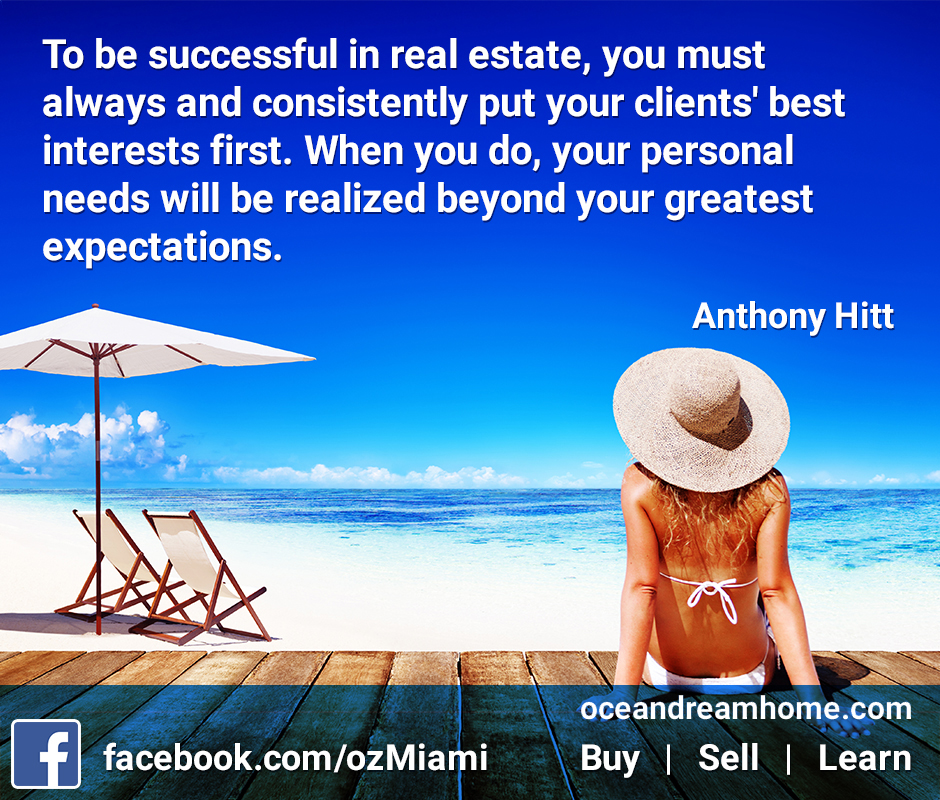 Real Estate Quotes  Oceandreamhome