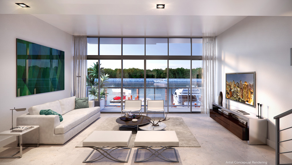 10 Harbor Hollywood Townhome Residences
